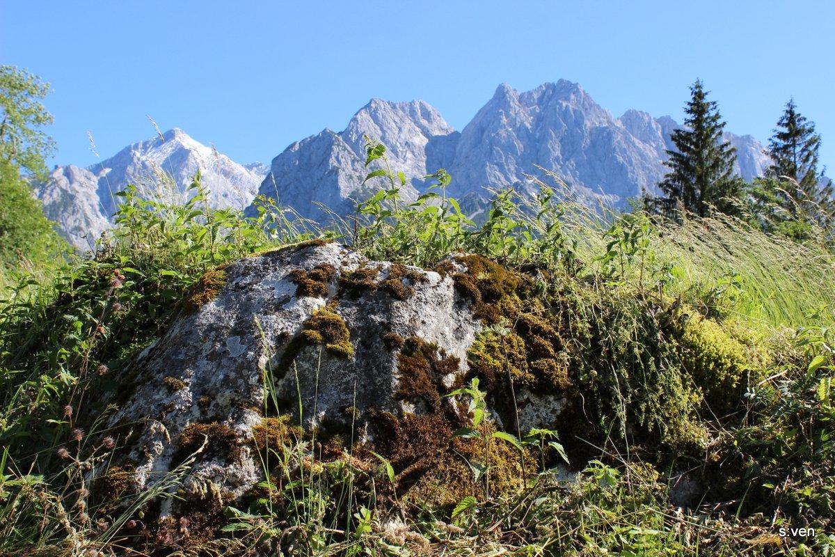 Garmisch Partenkirchen Alpen